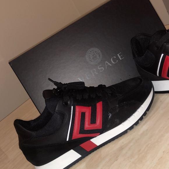 Versace Shoes | Mens Versace Shoes